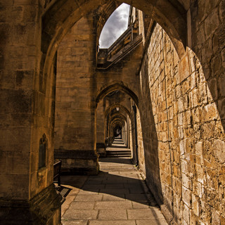 Cloisters, Winchester Cathedral.jpg