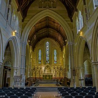 Interior of The Holy Trinity Church