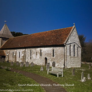 Saint Nicholas Church, Thorney Island