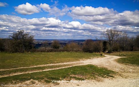 Bignor Hill view 1 150421