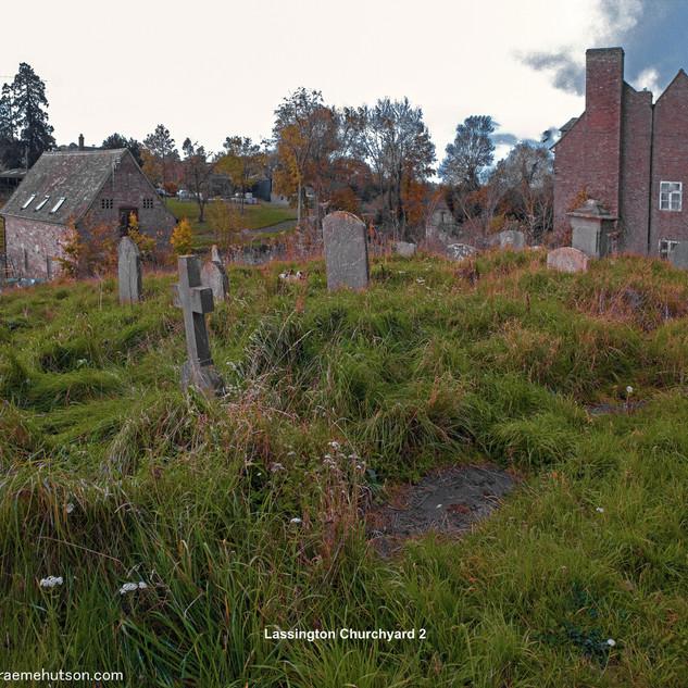 Lassington Churchyard 2
