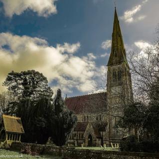 The Holy Trinity Church, Privett