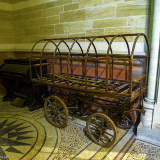 Coffin Carriage, Holy Trinity Church