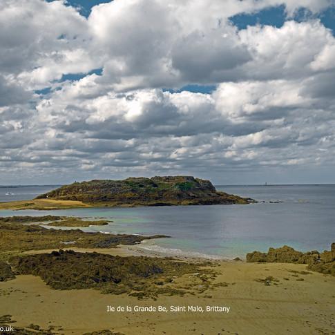 Ile de la Grand Be, St Malo