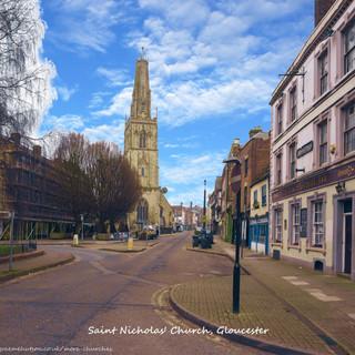 Saint Nicholas' Church, Gloucester