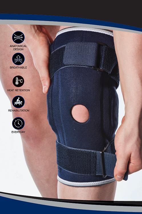 MX Premium Neoprene Knee-Hinged Support