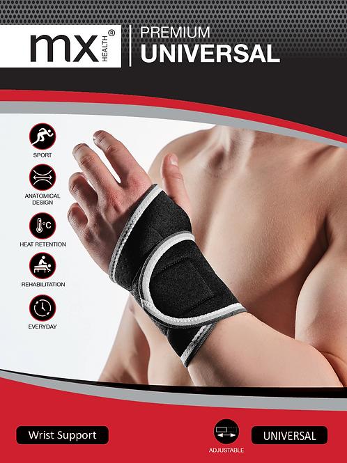 MX Premium Universal Wrist Support