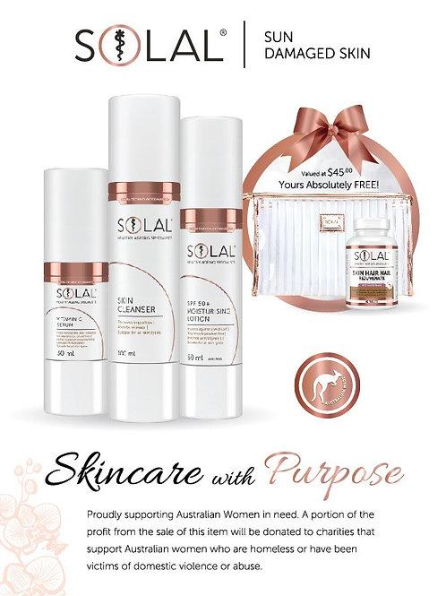 Sun Damaged Skin Gift Pack