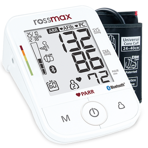 ROSSMAX PARR Automatic Blood Pressure Monitor