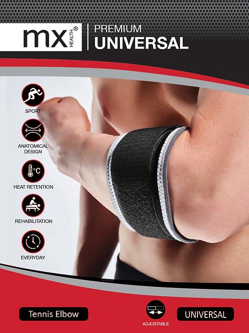 MX Premium Universal Tennis Elbow Support