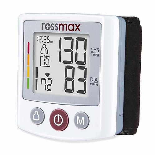 ROSSMAX Deluxe Auto Wrist Blood Pressure Monitor