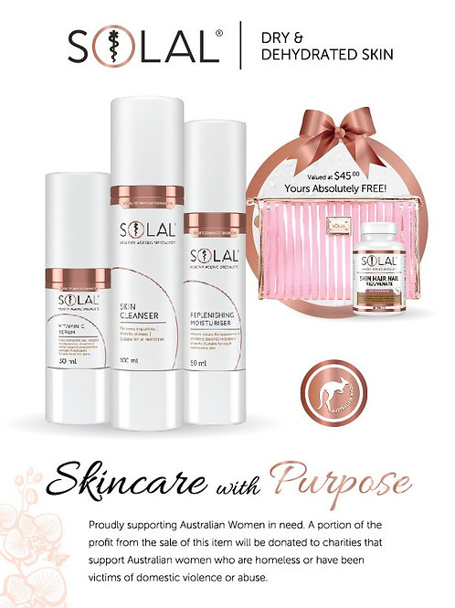 Dry & Dehydrated Skin Gift Pack