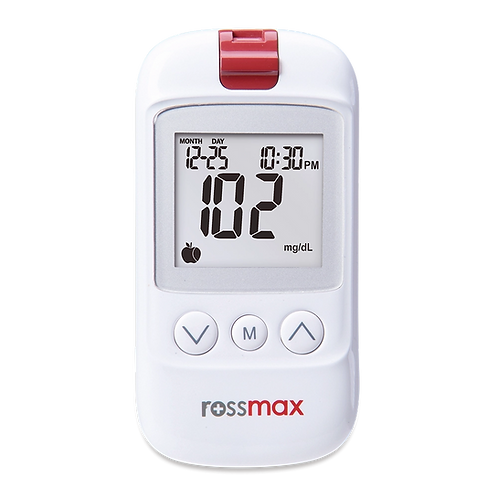 ROSSMAX Blood Glucose Monitoring System