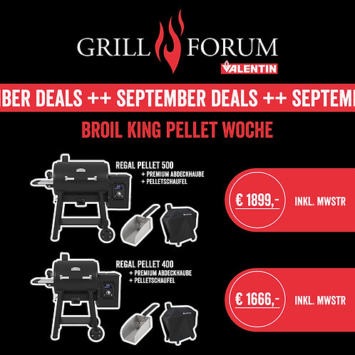 Broil King Pellet Grills