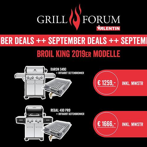 Broil King 2019er Modelle