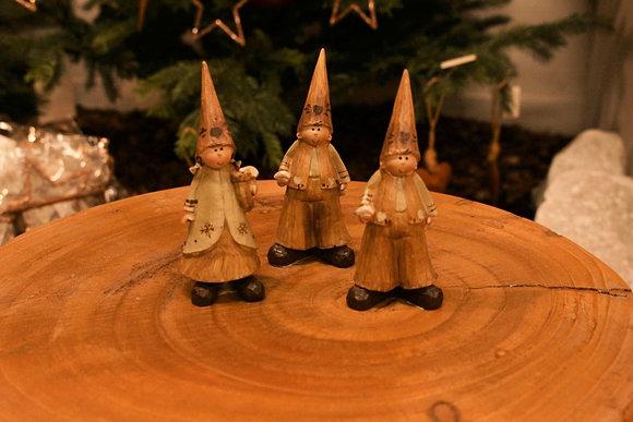 Piccoli gnomi di Natale