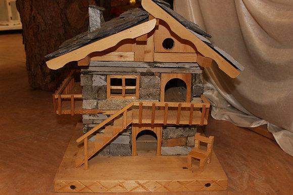 Casetta in miniatura Artigianale