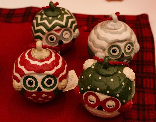 Palline natalizie decorative HERVIT