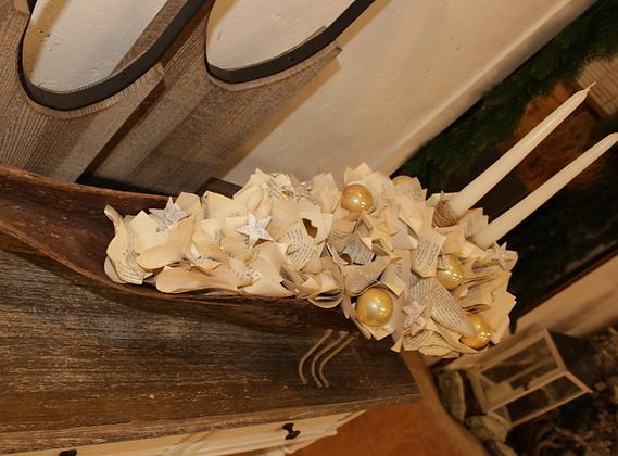 Centrotavola artigianale