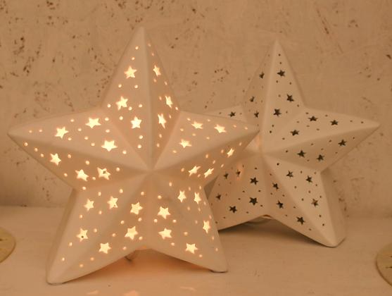 Lampada a stella HERVIT