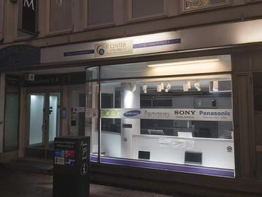Tampereen myymälä ja huoltokeskus muuttaa