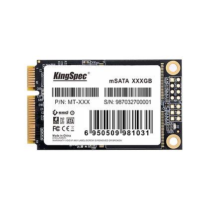 KingSpec 128Gig mSata SSD