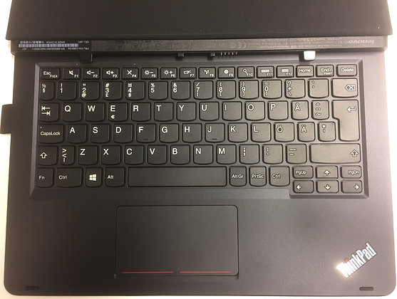 Lenovo ThinkPad Helix 2Gen keyboard