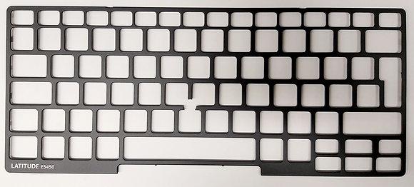 Dell E5450 Keyboard frame
