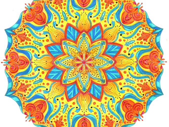 ... the thing with mandalas