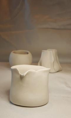 Frazzled pot