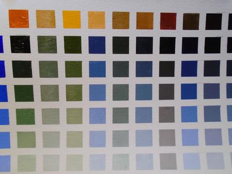 How many shades of grey?