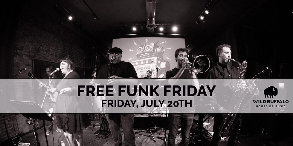Back At The Buff For FREE FUNK!!