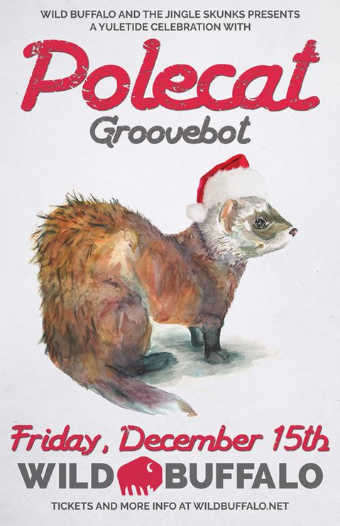 Polecat w/ Groovebot!!
