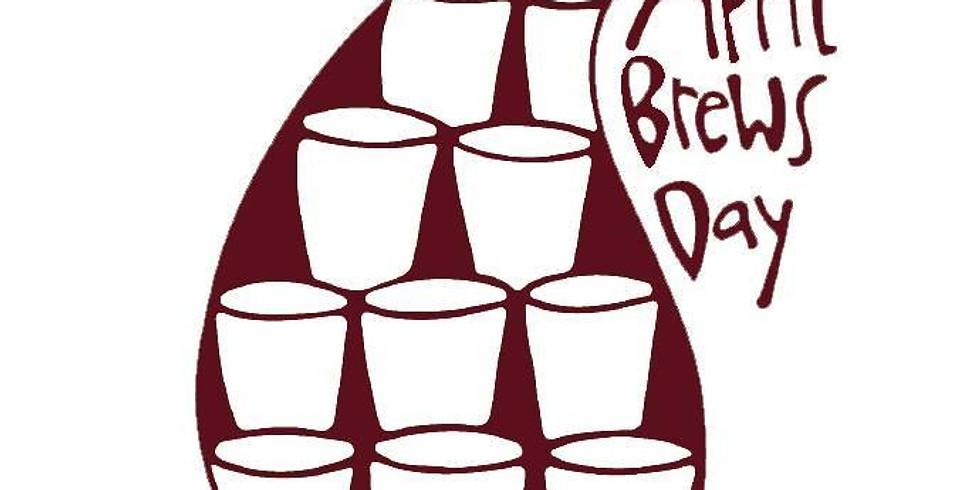 April Brews Day