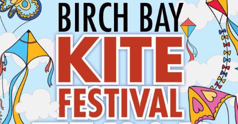 May 25th -- Birch Bay Kite Festival