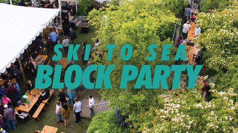 Ski-To-Sea Block Party!!