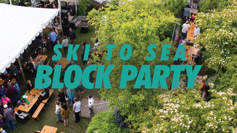 Ski-To-Sea Block Party!!