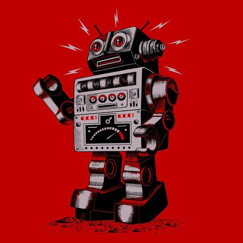 April 13th -- GrooveBot @ Main St in Ferndale!!