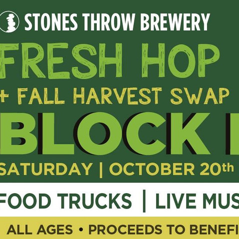 Stone's Throw Brewery Block Party!