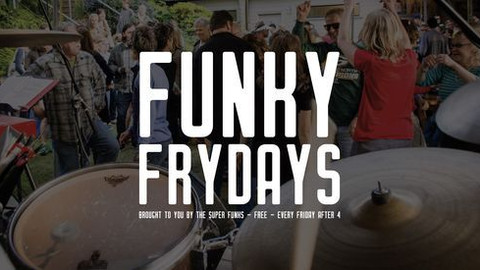 Funk Up Your Friday!