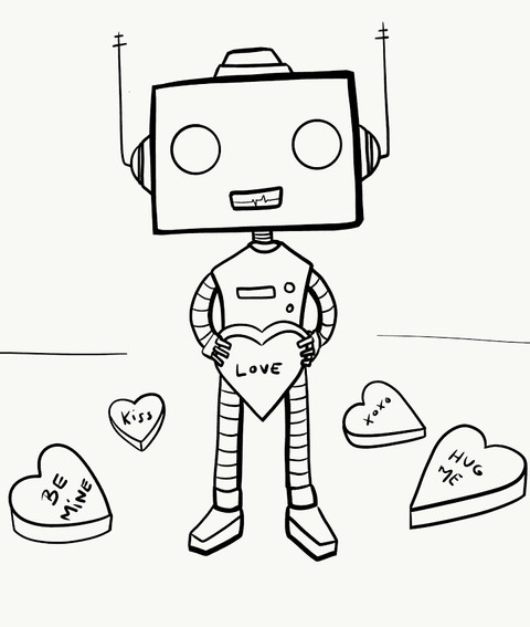 Groovebot! is hosting a Valentine's Day show at VFW.