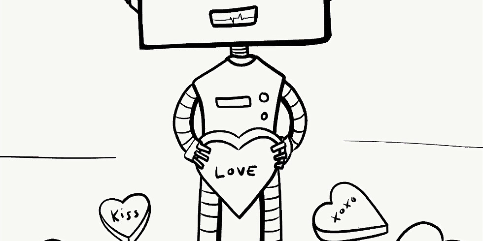 Valentine's Day with Groovebot!