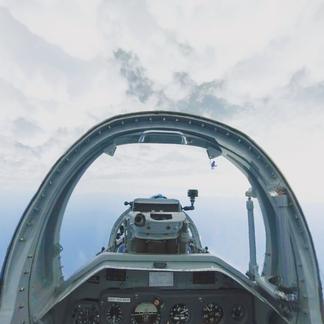 DashVR - Cloud Surfing