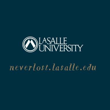 LaSalle University - Explorers Are Never Lost