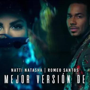 Romeo Santos/Natti Natasha - La Mejor Versión de Mi