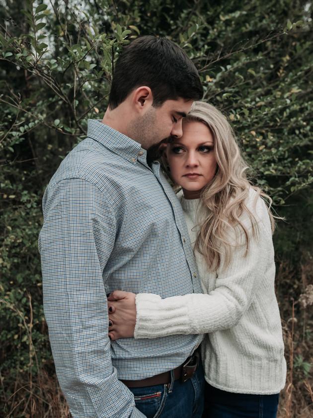 Staci + Taylor - Engaged   North MS Wedding Photographer