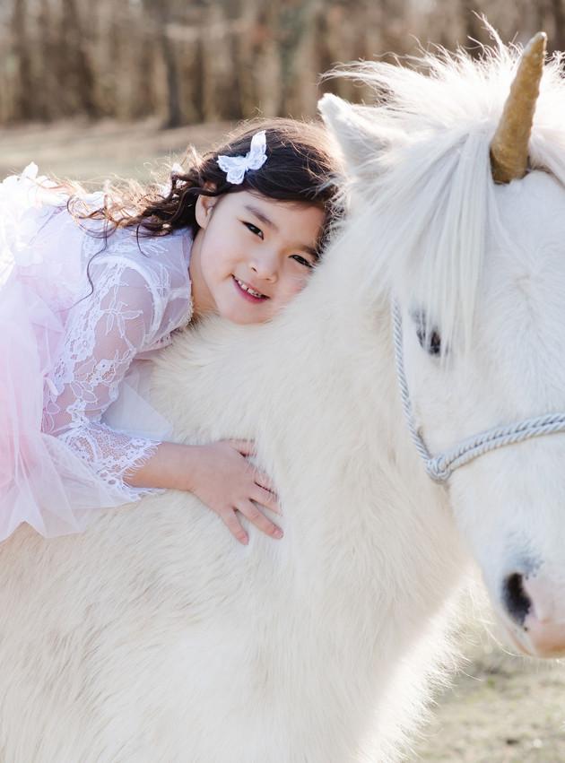 Cora - A Unicorn Session | North MS Lifestyle Photographer