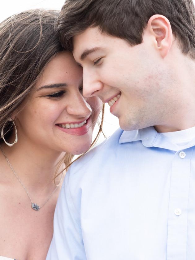 Savannah + Robert - Engaged | North MS Engagement Photographer
