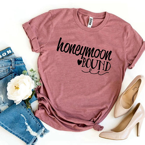 Ultra Soft Honeymoon Bound T-shirt