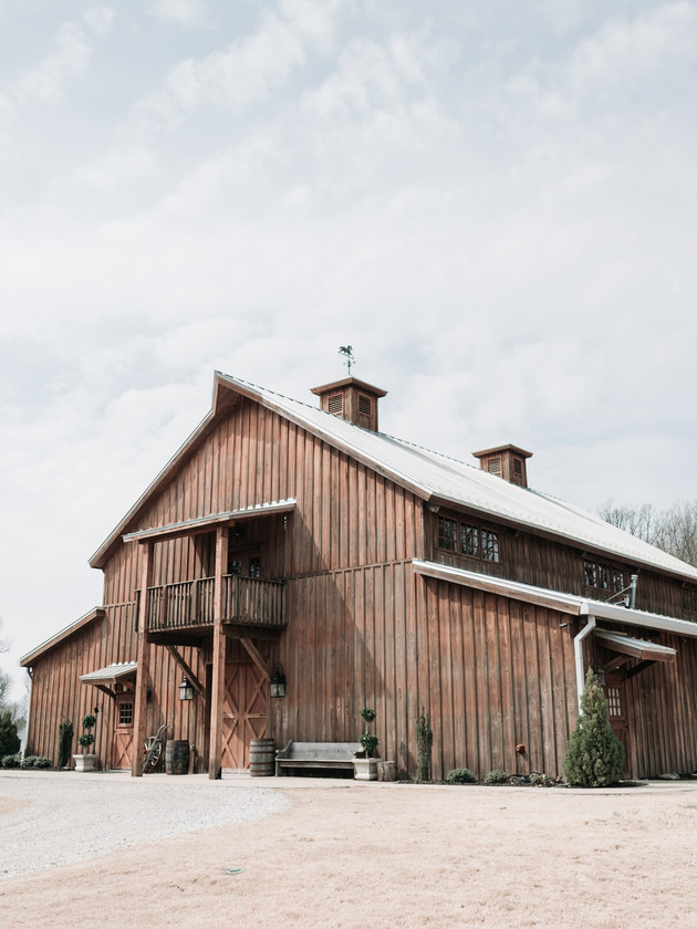 Mr. & Mrs. Patterson   A Rustic Barn Wedding   The Silos - Bono, AR   Destination Wedding Photog